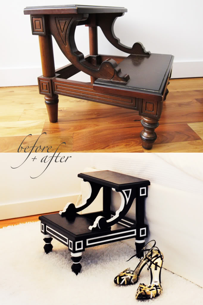 Bedroom Step Stool > PierPointSprings.com