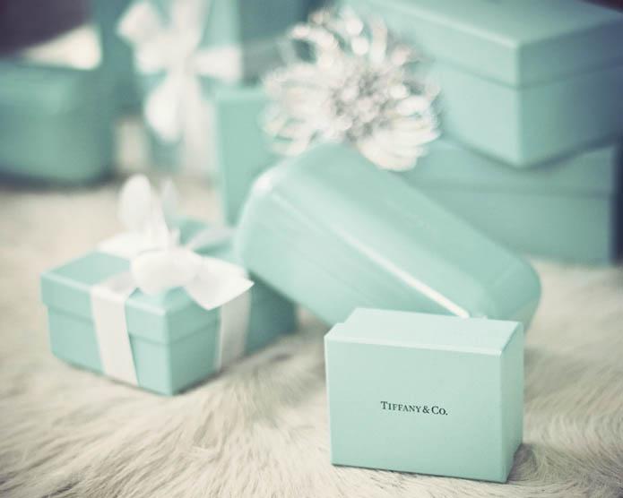 Tiffany & Co Boxes